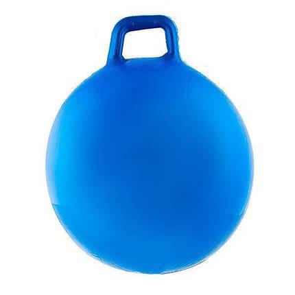 Мяч для фитнеса с ручкой 65 см 1000 г, фото 2