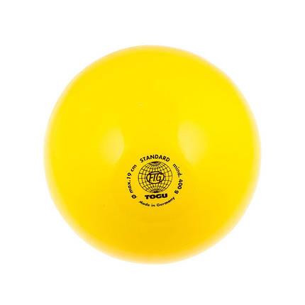Мяч 400гр Togu для художественной гимнастики диаметр 19 см, фото 2