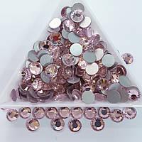 """Стразы ss30 Lt.Rose (6.5мм) 50шт """"Crystal Premium"""""""