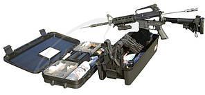 Кейс MTM Tactical Range Box полевой для чистки и ухода за АК/AR15. Цвет - черный