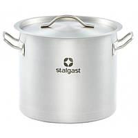 Кастрюля высокая Stalgast 15,4 л d=28 см h=25 см 011282