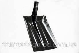 Лопата совковая (снег-зерно)