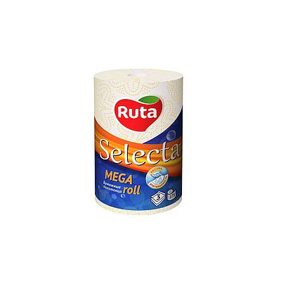 "Рушники паперові ""Ruta""Selecta Mega 3ш.1рул."