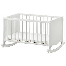 IKEA Кроватка детская SOLGUL ( 703.624.27)