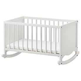 IKEA Ліжечко дитяче SOLGUL ( 703.624.27)