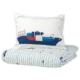 IKEA Комплект постельного белья UPPTÅG (904.402.93)