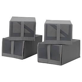 IKEA Коробка SKUBB ( 804.000.04)