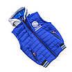 Демисезонная куртка  для мальчика от производителя  32-46 синий, фото 6