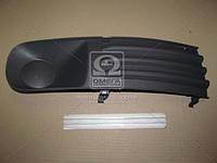 Решетка бампера переднего правая запчасти автомобиля ФОЛЬКСВАГЕН T5. 2003- (пр-во TEMPEST)