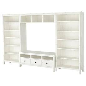 IKEA Модульна вітальня HEMNES (792.995.54)