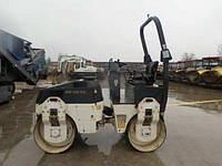 Аренда тандемного катка Bomag BW135AD
