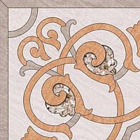 Декор Beryoza Ceramics Рамина GP 1 42*42 бежевый