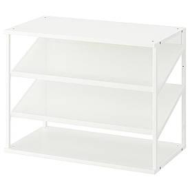 IKEA Открытый обувной модуль PLATSA (004.525.44)