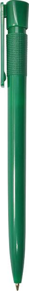 Пластиковые ручки B6001-1 зеленая