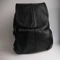 Очень вместительный рюкзак  А4 из натуральной кожи, фото 1
