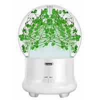 Увлажнитель воздуха Flowers Aroma Gypsophila Remax RT-A700G-White