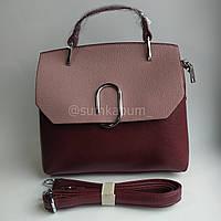 Интересная сумка из натуральной высококачественной кожи, фото 1
