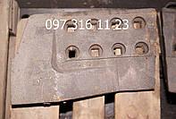 Нож отвала Т-10, Т-130, Т-170 (левый)