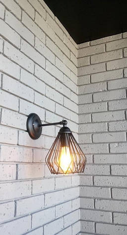 Бра в стиле лофт NL 05371-1 W  MSK Electric, фото 2