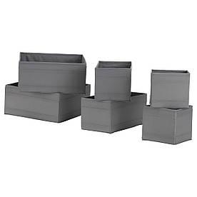IKEA Набір коробок SKUBB ( 403.999.98)