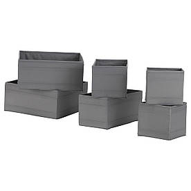 IKEA Набор коробок SKUBB ( 403.999.98)