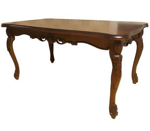 Стол раскладной Вервен темный орех, фото 2