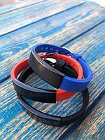 Цветные парные силиконовые браслеты с гравировкой