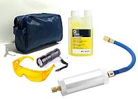 Набор для поиска утечки фреона с проточным инжектором 60мл