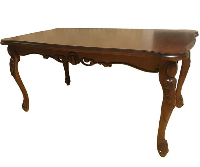 Стол раскладной Вервен темный орех (2)