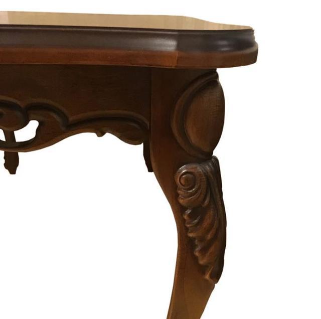 Стол раскладной Вервен темный орех (3)
