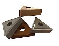 Пластина твердосплавная треугольная по ГОСТ 19071