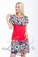 Женское летнее платье Lipar Красный