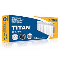 Радиатор MAREK TITAN 300/96 - 145 Вт