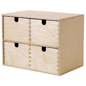 IKEA Мини-комод MOPPE ( 202.218.64)