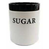 Банка Milika Black Stone Sugar 700 мл M04130-BP-S
