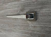 Дверная ручка Metal-Bud Duo графит/хром