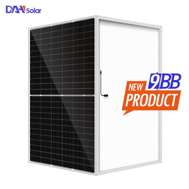 Сонячна панель DAH Solar Half-Cell HCM72X9, монокристал, 405 Вт, 9 ВВ, 144 CELL