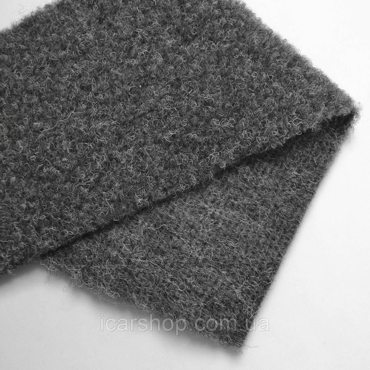 Ковролин  Зенит Темно-Серый/Ширина 2,0м