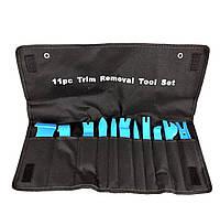 Инструменты для снятия обшивки (облицовки) авто (11 шт)., фото 1