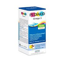 Сироп Омега-3 для здорового умственного развития детей ТМ PEDIAKID,125 мл
