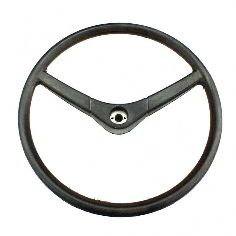 Колесо рулевое D550 (2 спицы, под круглую крышку) (пр-во ОЗАА), 64227-3402015