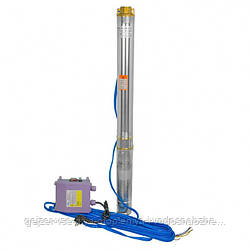 Погружной центробежный многоступенчатый насос Forwater 3QJD 115-0,37 75 мм