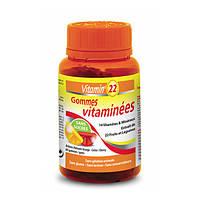 Вітамін'22 Гамиз мультивітаміни 60 жувальних таблеток