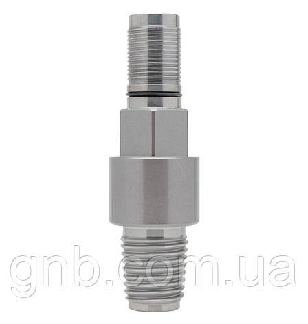 """Адаптер VERMEER® 2-3/8"""" FS1 Pin x 2-1/8"""" LP Hex Pin, фото 2"""