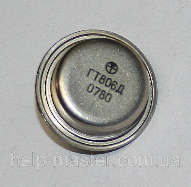 Транзистор ГТ806Д