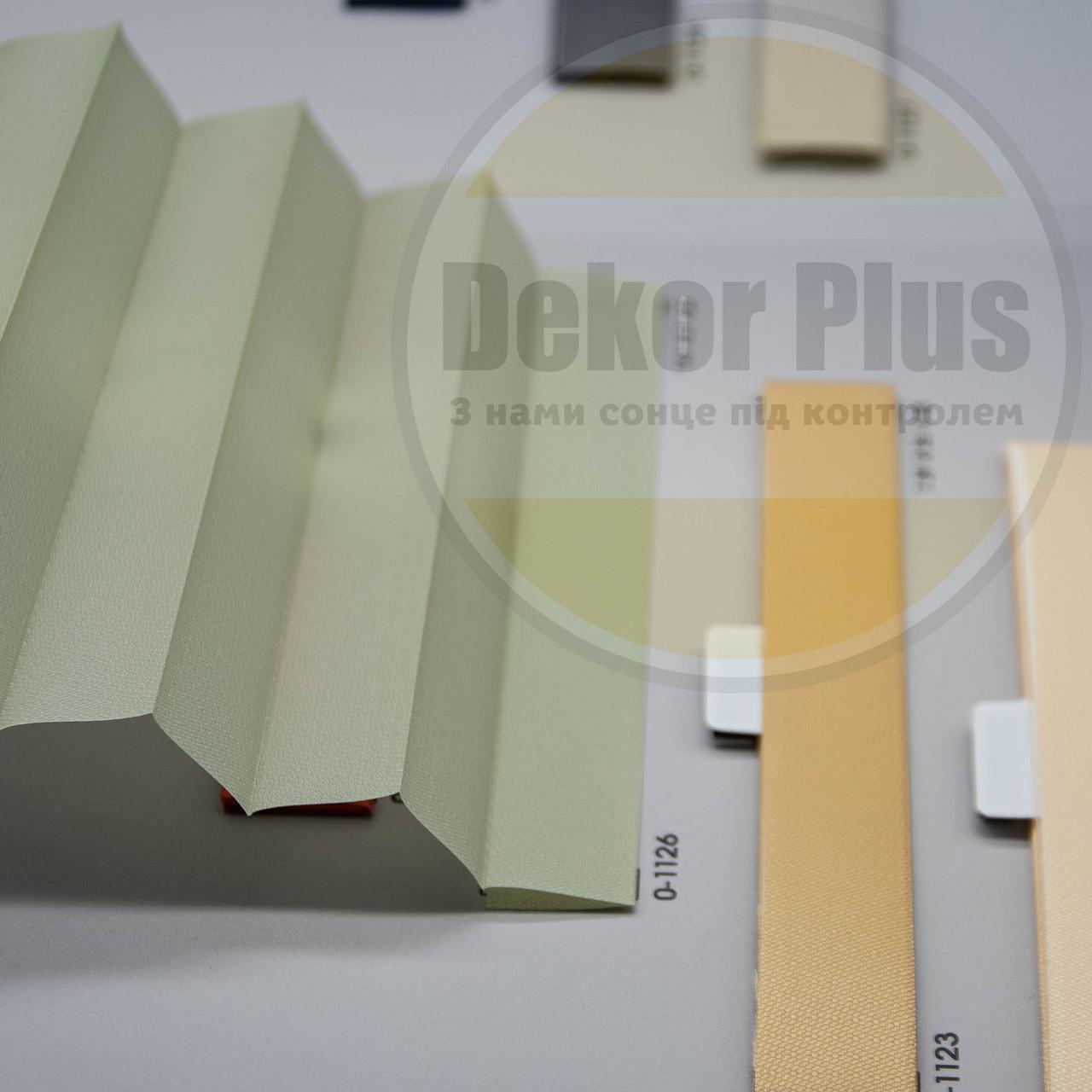 Штори плісе Corrida (12 варіантів кольору)