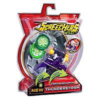 Дикий Скричер Тандерсторм Thunderstorm L1, Screechers Wild (линейка 4), фото 1