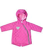 Детская куртка демисезонная для девочки Баранчик БО 018-23-03