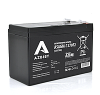Мультигелевый (AGM) аккумулятор ASAGM-1270F2