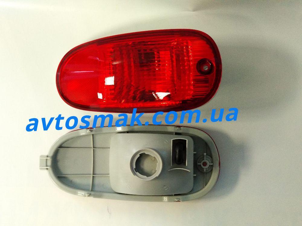 Фонарь задний для Hyundai Santa Fe '01-04 левый (DEPO) в бампере